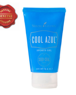 Cool Azul Sports Gel