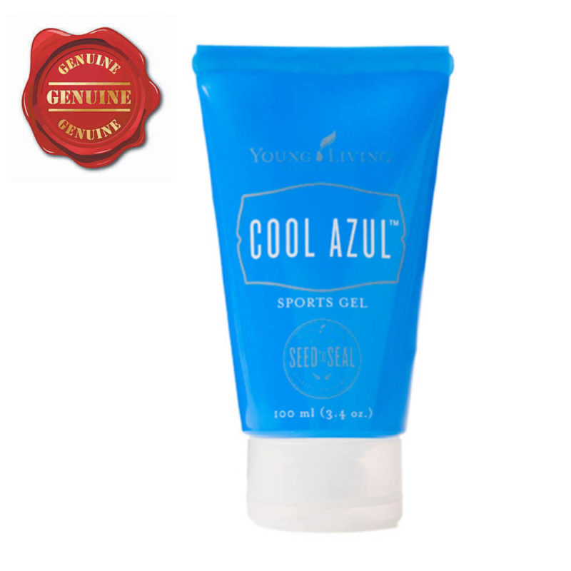 Cool Azul Sports Gel – Young living