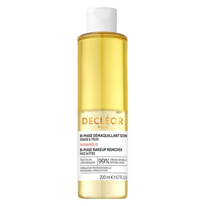 Bi-phase makeup remover face & eyes – Decleor