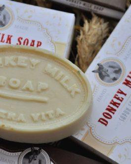 Σαπούνι από γάλα γαϊδούρας για γυναίκες – 90gr Natural
