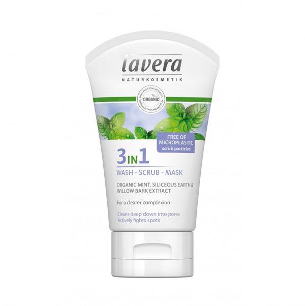 3σε1 Καθαρισμός Προσώπου 125ml – λιπαρό δέρμα