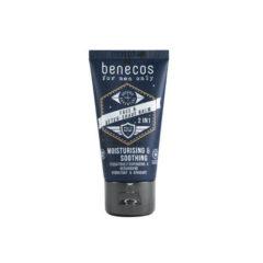2 σε 1 After Shave-Ενυδατική 50ml – Benecos