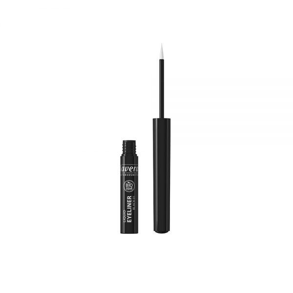 Liquid Eyeliner Μαύρο 01 2,8ml – Lavera