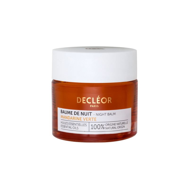 Night balm green mandarin – Decleor