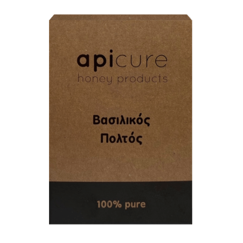 Βασιλικός πολτός 10gr – Apicure