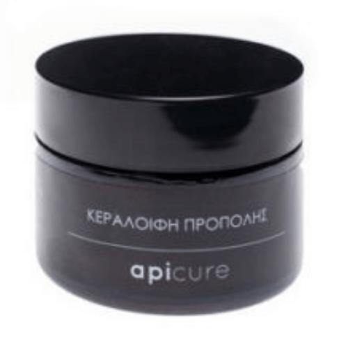 100% φυτική κρέμα πρόπολης 50ml – Apicure