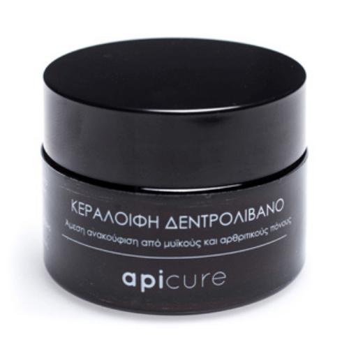 Κεραλοιφή για μυϊκούς πόνους 100% φυτική 30ml – Apicure