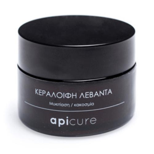 Κεραλοιφή με λεβάντα για μυκητίαση και κακοσμία 50ml – Apicure