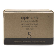 Σαπούνι για την κυτταρίτιδα – Apicure