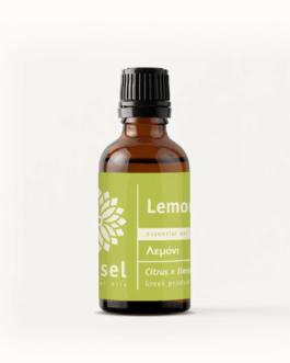 Αιθέριο έλαιο λεμόνι – Vessel