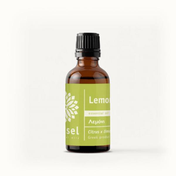 Αιθέριο έλαιο λεμόνι 15ml – Vessel