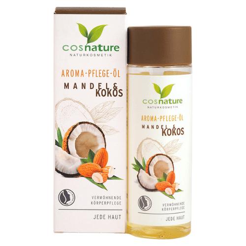 Έλαιο φροντίδας Almond & Coconut 100ml – Cosnature