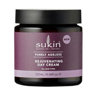 Αντιγηραντική Αναζωογονητική Kρέμα Hμέρας 120ml – Sukin