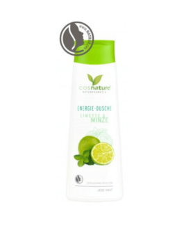 Cosnature Naturkosmetik Energy Shower Sweet Lime & Mint
