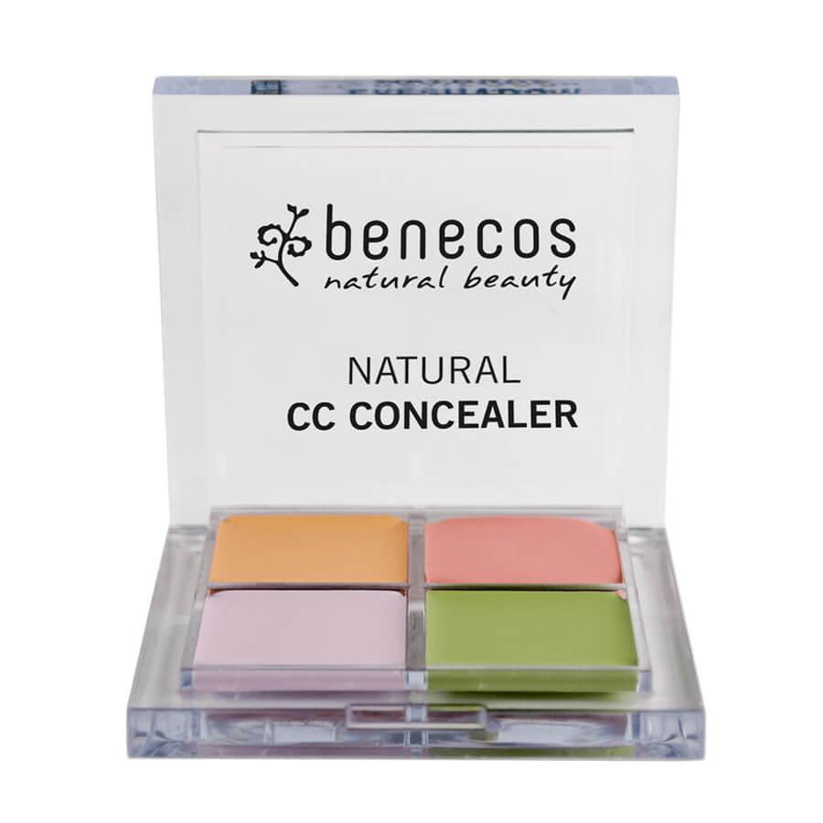 Κονσίλερ (CC) παλέτα – Benecos