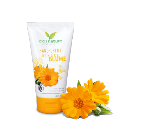 Cosnature Naturkosmetik Handcream Marigold