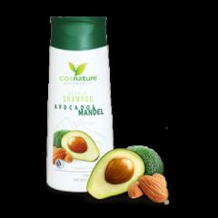 Σαμπουάν Αναδόμησης με Avocado & Αμύγδαλο 200ml – Cosnature