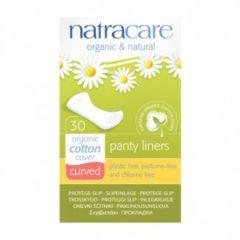 Σερβιετάκια ανατομικά / Curved Panty Liners 30τμχ- Natracare