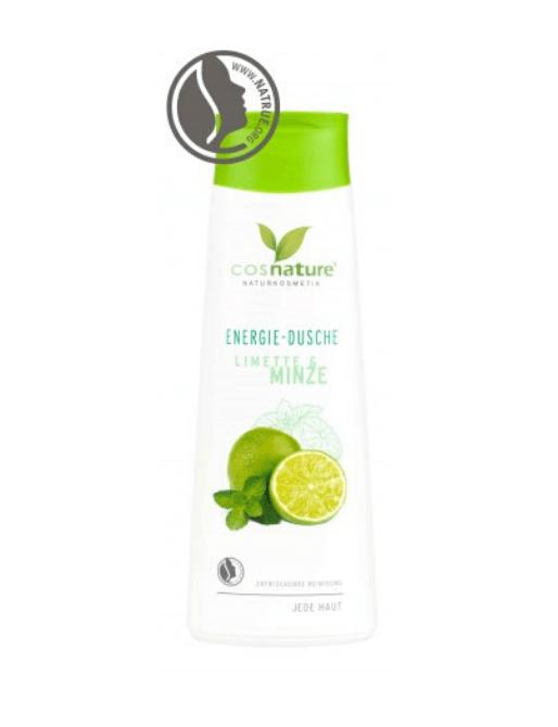 Αφρόλουτρο Ενέργειας με Γλυκό Lime & Μέντα – Cosnature