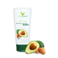 Μαλακτική Κρέμα Αναδόμησης Avocado & Αμύγδαλο 200ml – Cosnature
