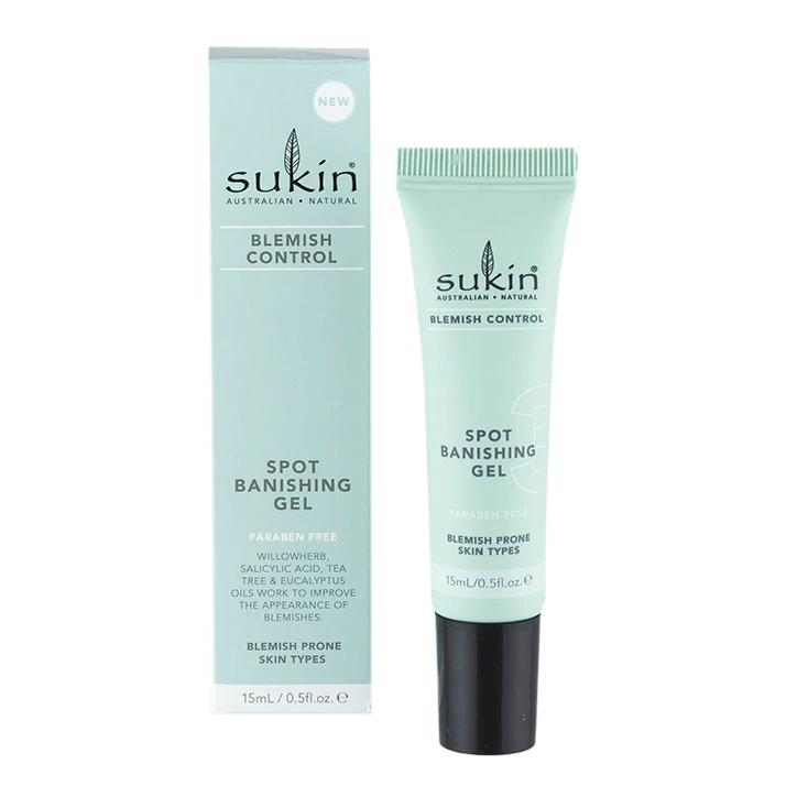 Gel κατά των Ατελειών 15ml – Sukin