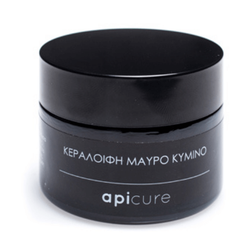 Κρέμα μαύρο κύμινο (ψωριαση) 100% Φυτικη – Apicure
