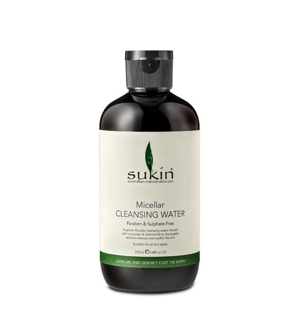 Λοσιόν Καθαρισμού Προσώπου Micellar – Sukin