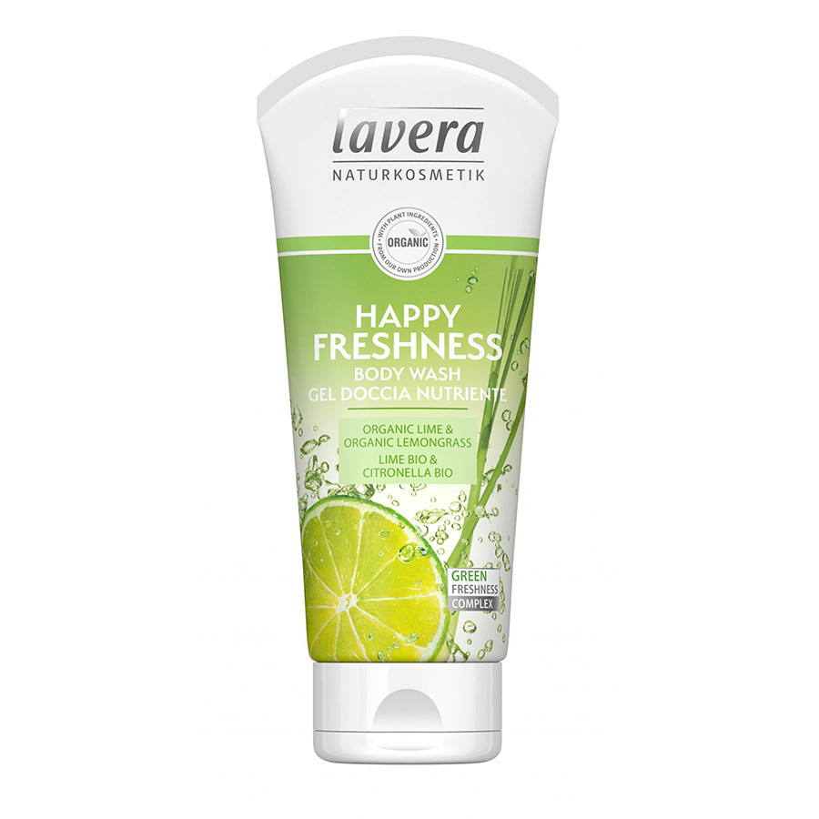 Αφρόλουτρο Happy Freshness 200ml – Lavera