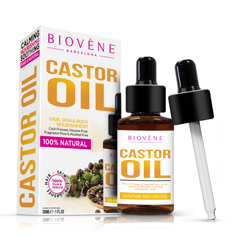 Castor Oil – καστορέλαιο 30ml- Biovene