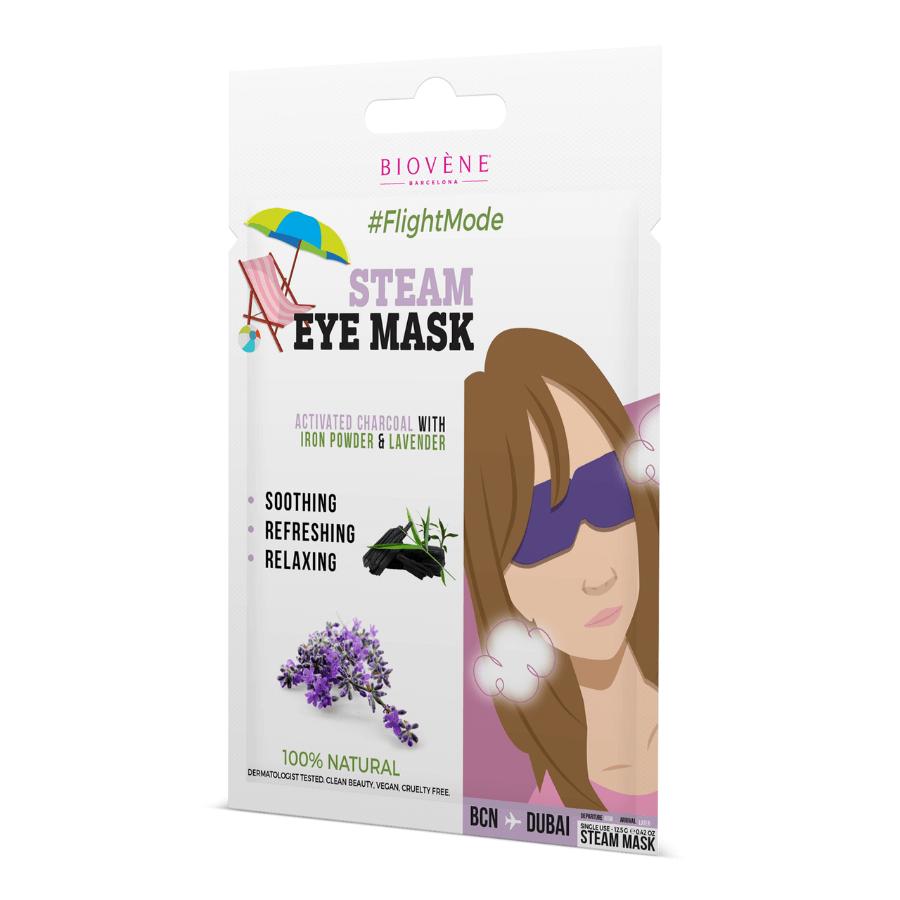 Μάσκα ατμού για τα μάτια 1τμχ- Biovene