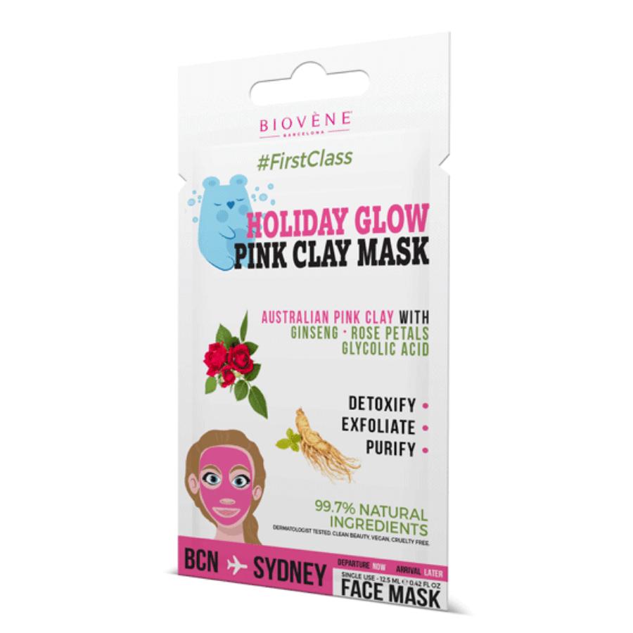 Μάσκα προσώπου απολέπισης γλυκολικού οξέος 1τμχ – Biovene