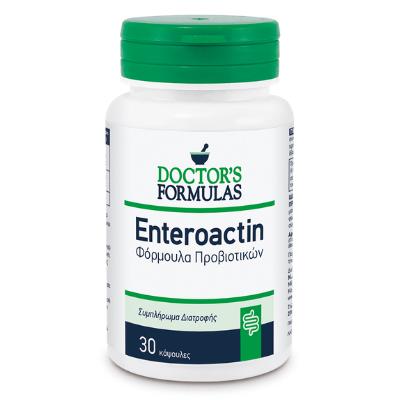 Ederoactin φόρμουλα προβιοτικών σπόρων 3b x30δισκία – Doctor's Formulas