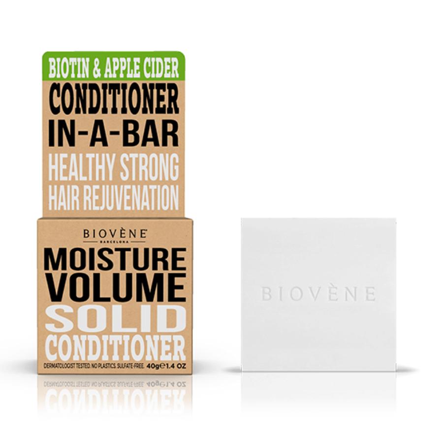 Μαλακτική με φυσικό Μηλόξυδο για ενυδάτωση και όγκο 40gr – Biovene