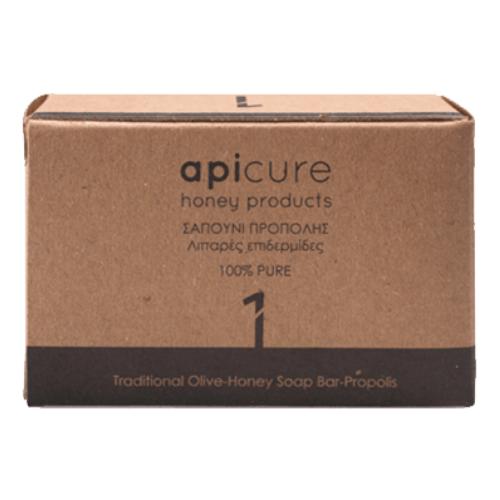 Σαπούνι πρόπολης 120gr – Apicure