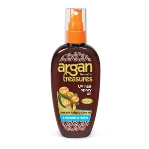 Αντηλιακό σπρέι μαλλιών βιολογικό έλαιο αργκάν 150ml – Pharmaid
