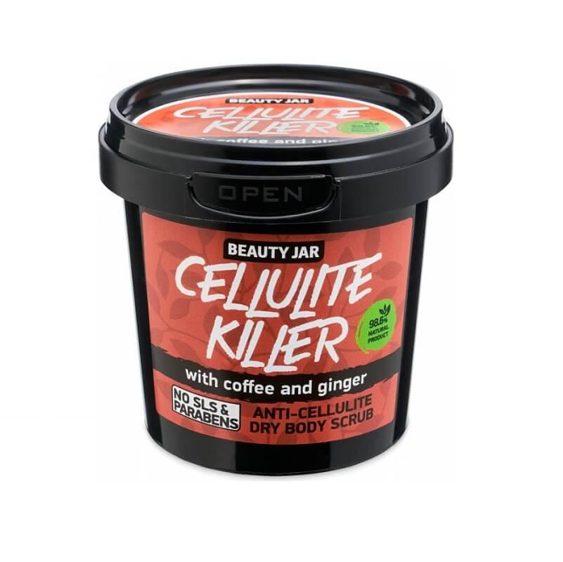 CELLULITE KILLER Scrub κατά της κυτταρίτιδας 150gr  – Beauty Jar