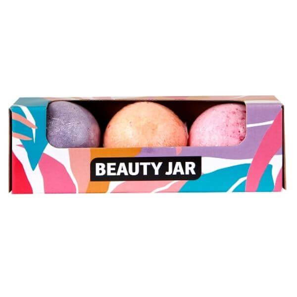 Gift Set Bath Bombs 3x115g – Beauty Jar